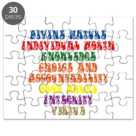 Values1 Puzzle