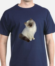 Persian Kitten T-Shirt