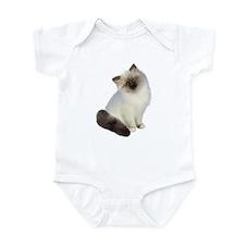 Persian Kitten Infant Bodysuit