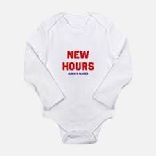 New Hours Body Suit