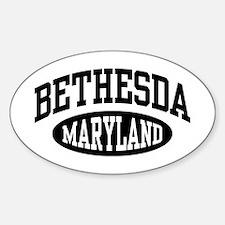 Bethesda Maryland Decal