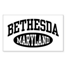 Bethesda Maryland Decal