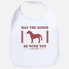 Horse Force Bib