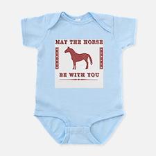Horse Force Infant Bodysuit