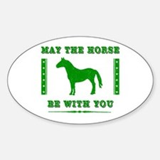 Horse Force Decal