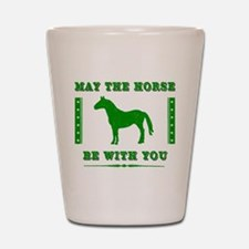 Horse Force Shot Glass