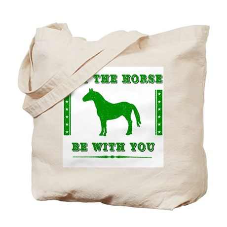 Horse Force Tote Bag