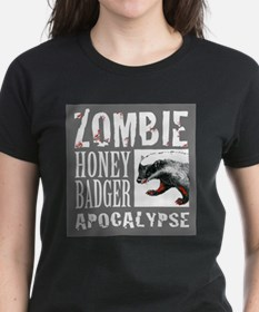 Zombie Honey Badger Tee