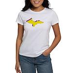 Retro U.P. Rainbow Yooper Women's T-Shirt