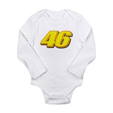 VR463D Long Sleeve Infant Bodysuit