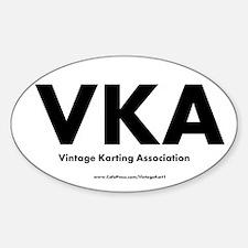 International Oval - Vka Decal