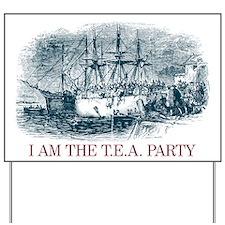 TEA Party Original Yard Sign