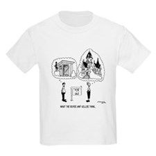 What The Buyer & Seller Think T-Shirt