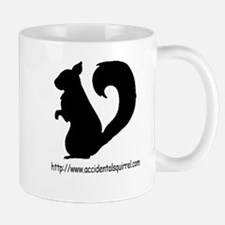 Squirrely URL Logo Mug