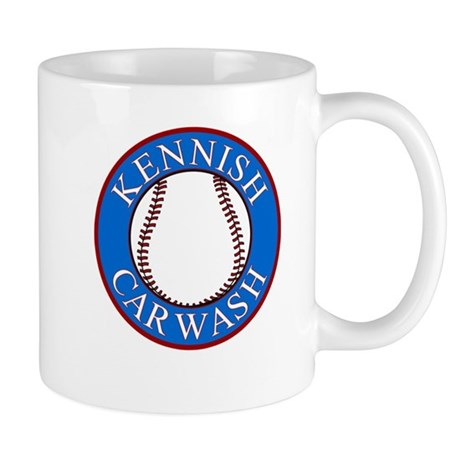 Kennish Car Wash Mug