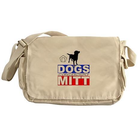 Dogs Against Mitt Romney 2 Messenger Bag