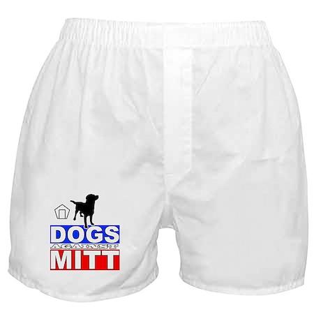 Dogs Against Mitt Romney 2 Boxer Shorts