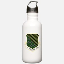 1st Fighter Wing Water Bottle