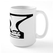 Double Anvil w/ Guild Slogan Mug