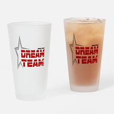 EN Dream Team Drinking Glass