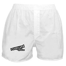 I Survived ILS Migration Boxer Shorts