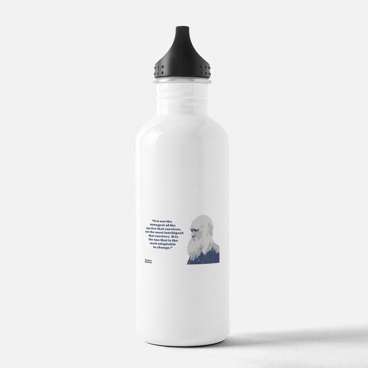 Darwin - Species Water Bottle