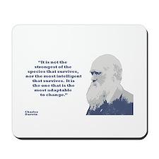 Darwin - Species Mousepad