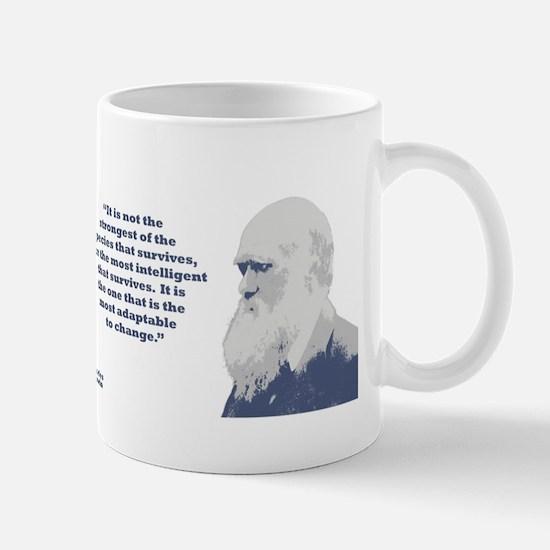 Darwin - Species Mug