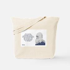 Darwin - Species Tote Bag
