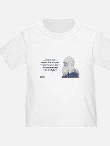 Darwin - Species T