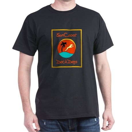 SunCoast DockDogs Dark 1 Dark T-Shirt