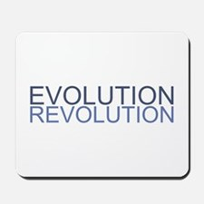 Evolution Revolution Mousepad