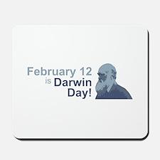Darwin Day Mousepad