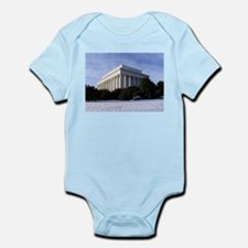 Lincoln Memorial Infant Creeper