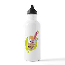 Boba Tea Water Bottle