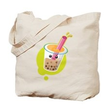 Boba Tea Tote Bag