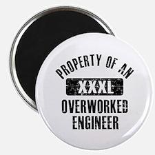 """Engineer designs 2.25"""" Magnet (10 pack)"""