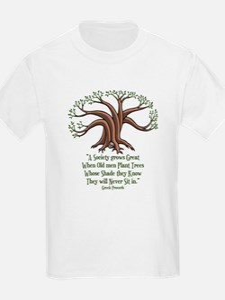 Greek Trees T-Shirt