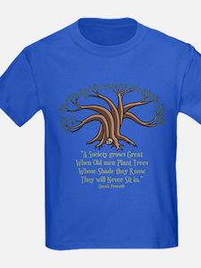 Greek Trees T
