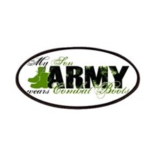 Son Combat Boots - ARMY Patches