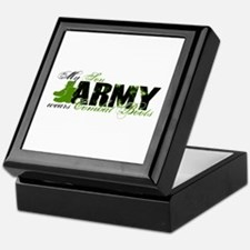 Son Combat Boots - ARMY Keepsake Box