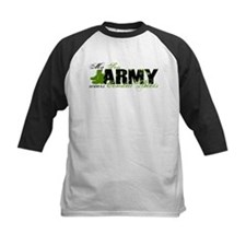 Son Combat Boots - ARMY Tee