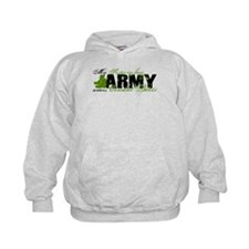 Sis Law Combat Boots - ARMY Hoodie