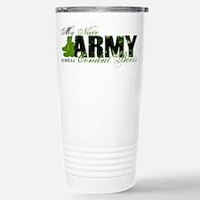 Niece Combat Boots - ARMY Travel Mug