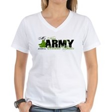 Niece Combat Boots - ARMY Shirt