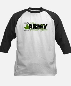 Niece Combat Boots - ARMY Tee