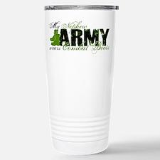 Nephew Combat Boots - ARMY Travel Mug