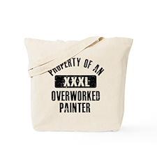 Painter designs Tote Bag