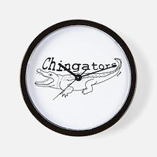 Chingators Wall Clock