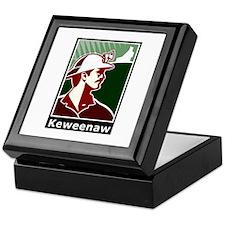 Keweenaw Heritage Keepsake Box